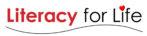 Literacy for Life Logo